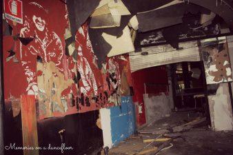 A volte la distruzione è più evidente, a volte sembrano in perfette condizioni.