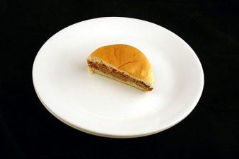 2000 kg sotto forma di Cheersburger