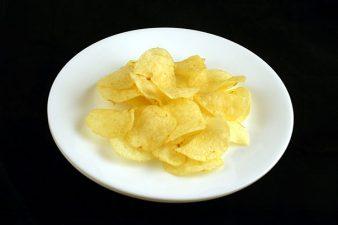 2000 kg sotto forma di Chips