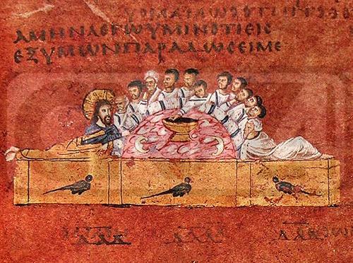 Codex Purpureus Rossaniensis