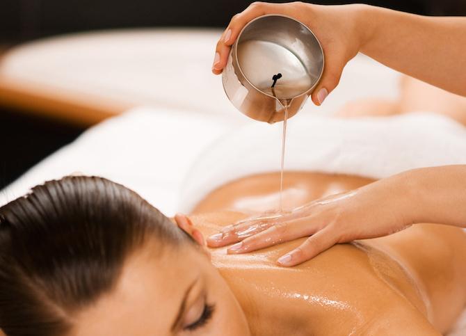 come fare massaggio con candela di burro