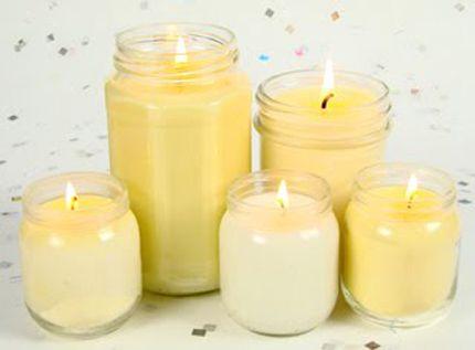 ome fare una candela di burro