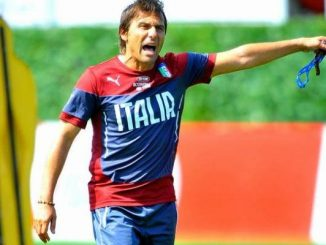 Antonio Conte CT dell'Italia