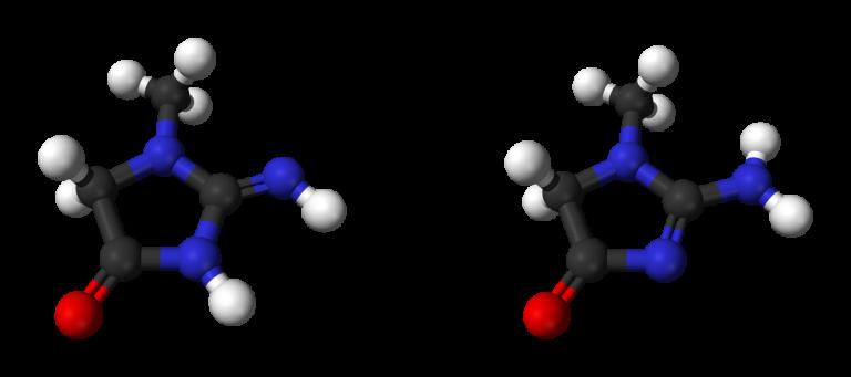 livelli bassi di creatinina