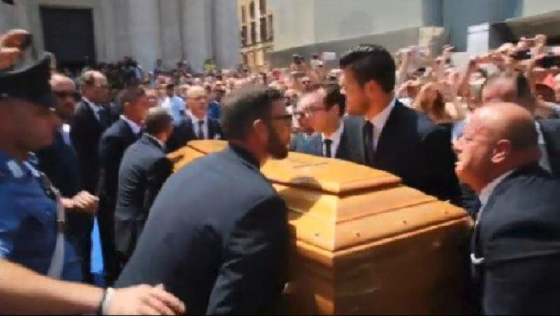 funerali bud spencer