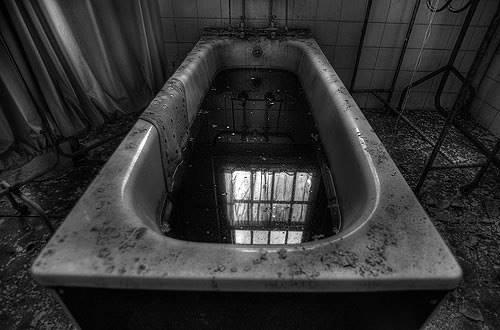 gioco del bagno