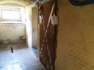 Modena cadavere frigorifero