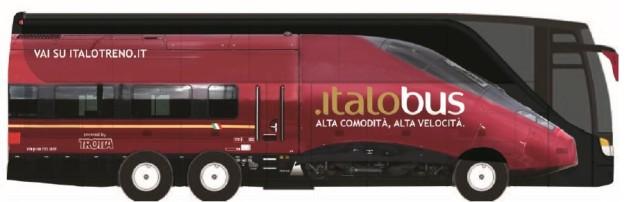 Italo allarga l'offerta estiva: anche al sud con Italobus