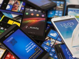Alcuni degli Smartphone più diffusi e che, secondo Gartner, verranno presto dimenticati
