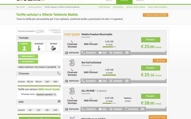 numero verde fastweb mobile