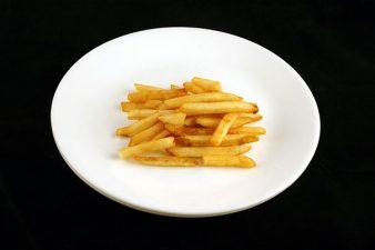 2000 kg sotto forma di Patatine Fritte
