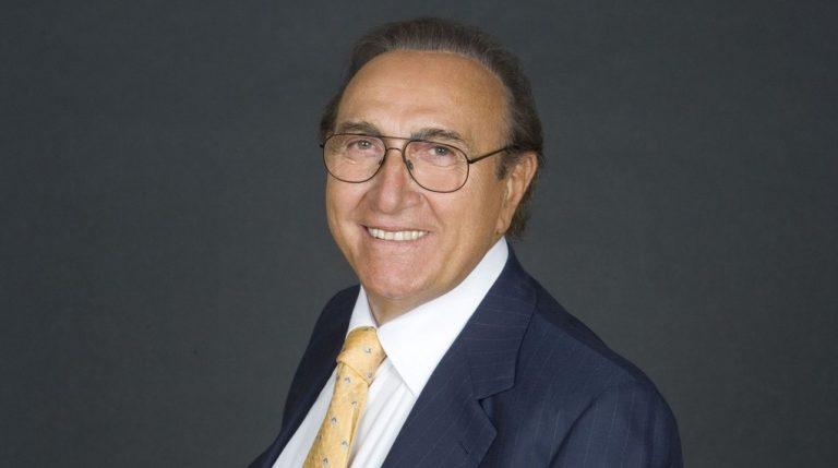 Pippo Baudo compie 80 anni.