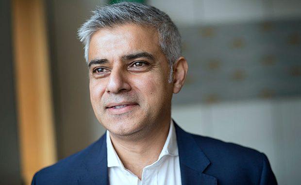 sadiq khan