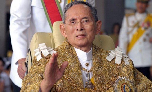 L'anziano re thailandese Bhumibol festeggia domani 70 anni di regno