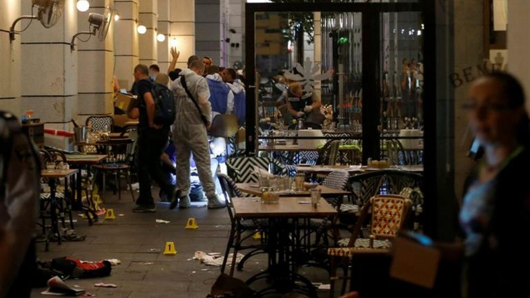 attentato tel aviv