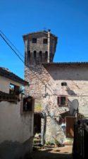 La torre del castello.