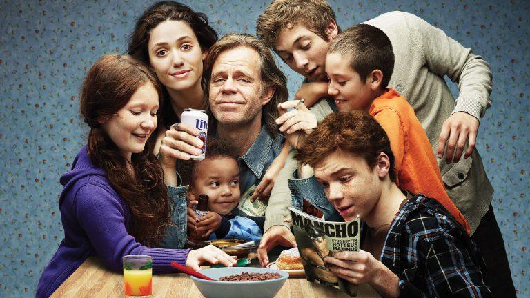 Shameless: la famiglia Gallagher al completo