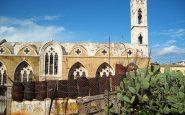 La chiesa abbandonata.