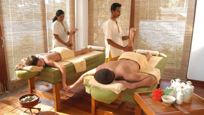 massaggio ayurvedico tradizionale