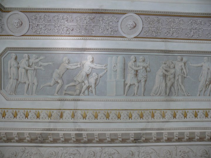 Interno Palazzo Mastiani
