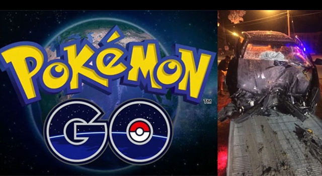 "INCIDENTE MENTRE GIOCA A ""POKEMON GO""."
