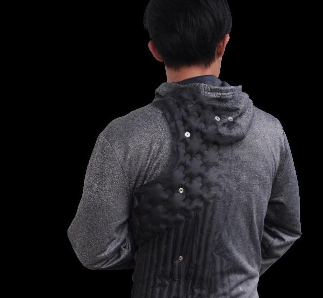 Airawear giacca massaggiante