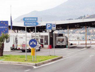 Aumentano i controlli de confine di Ventimiglia