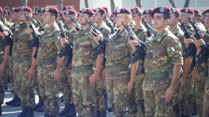 Bando del concorso per l'esercito: 3500 posti