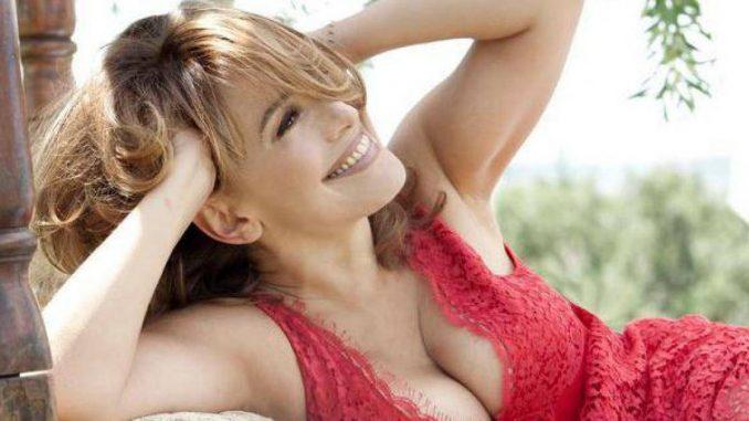 Barbara D'Urso Topless