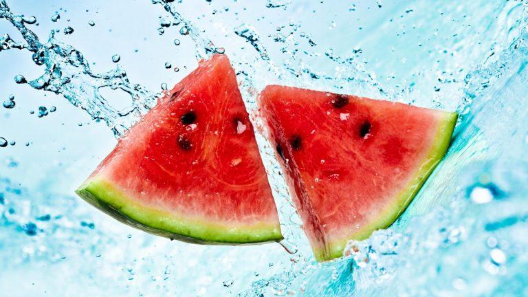 Benefici dell'anguria in estate