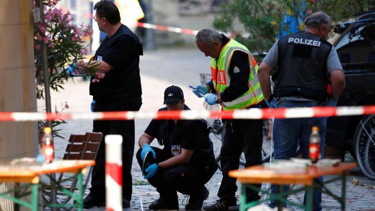 Germania e l'attacco bomba ad Ansbach