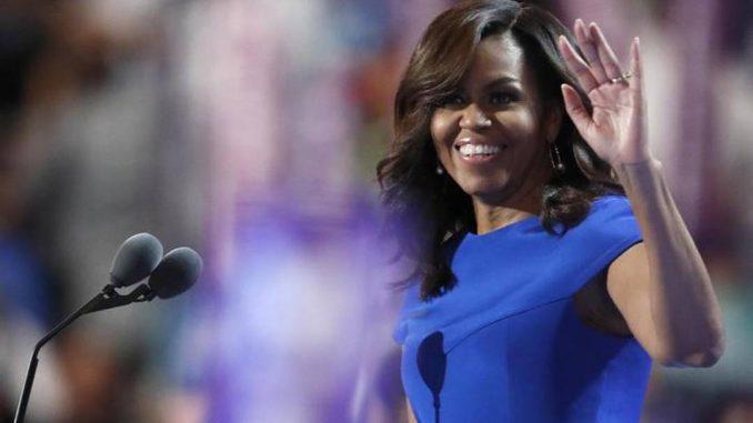 """Michelle Obama:"""" credo in Hillary"""""""