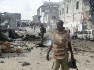 Mogadiscio sotto attacco Shabaab
