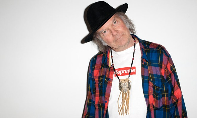 Neil Young a Milano.Il racconto dello show del rocker canadese