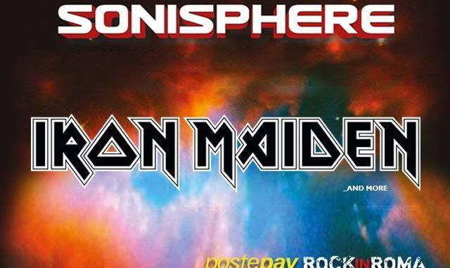 • Prezzi biglietti e scaletta Iron Maiden Rock in Roma 24 luglio 2016