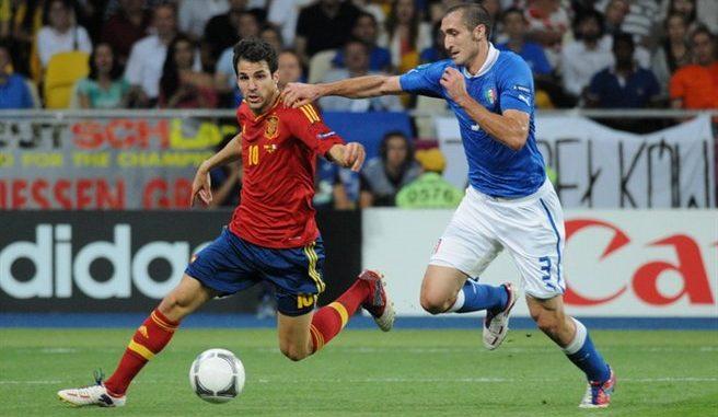 Ranking Fifa: l'Italia recupera 4 posizioni