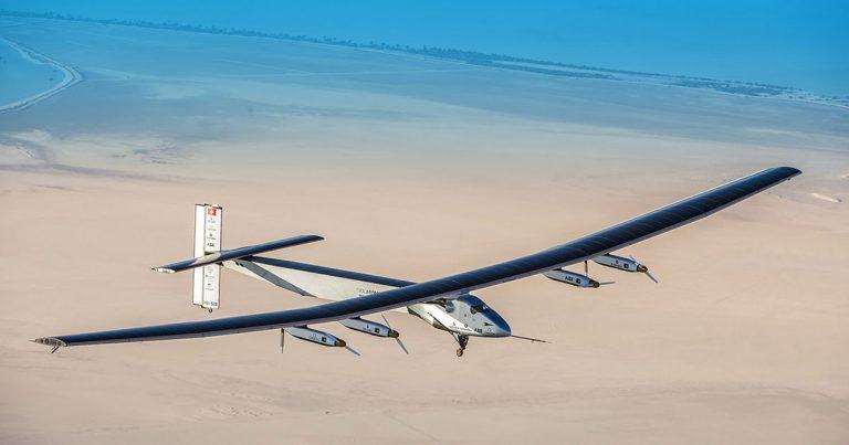 Solar Impulse: il giro del mondo senza una goccia di carburante