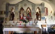 San Lussorio, Cesello e Camerino