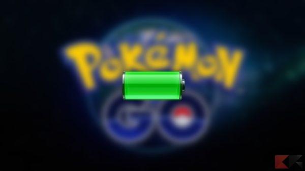 Come risparmiare batteria Iphone per giocare a Pokèmon Go