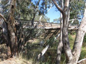 ponte del torrente Bet Bet