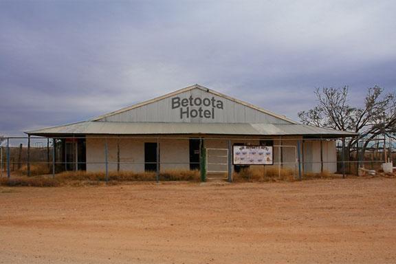 Betoota Hotel