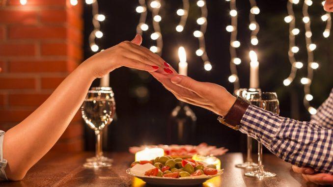 Cena romantica a casa cosa cucinare for Cucinare x cena