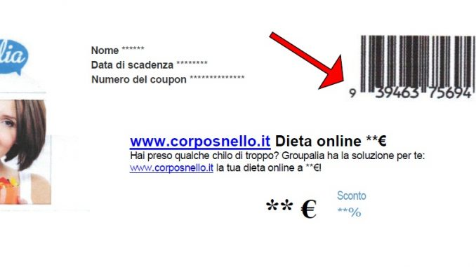 come annullare un coupon su groupalia