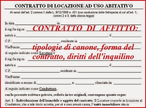 Decreto 2016 Per La Registrazione Del Contratto Di Affitto   Notizie.it