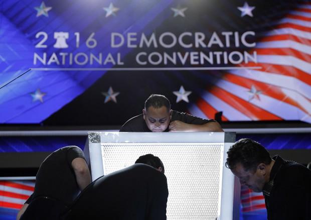 convention democratica