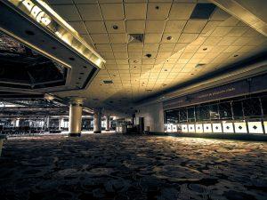 casinò abbandonati