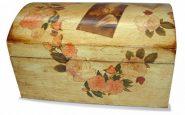 decoupage su legno: come farlo se laccato o grezzo