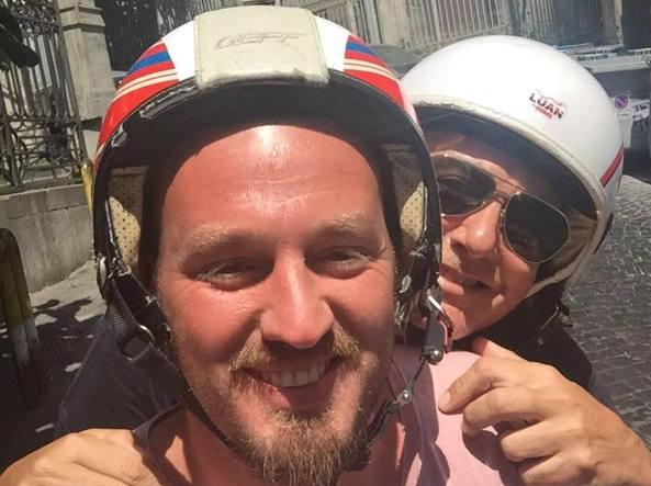 (VIDEO) Napoli. Dolce & Gabbana nella strada dei presepi