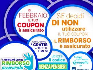 groupalia rimborso coupon
