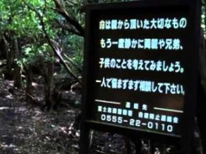 foresta dei corpi